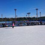 軽井沢「風越公園 屋外スケートリンク」年末年始の予定