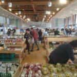 軽井沢発地市場「1周年記念 感謝祭」に行ってきました