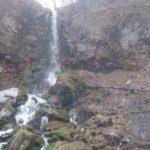 新緑のせせらぎの道を通って千ヶ滝まで往復1時間の散歩