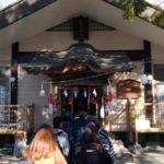 中軽井沢「長倉神社」で初詣